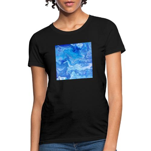 As deep as the ocean and as far as the universe - Women's T-Shirt