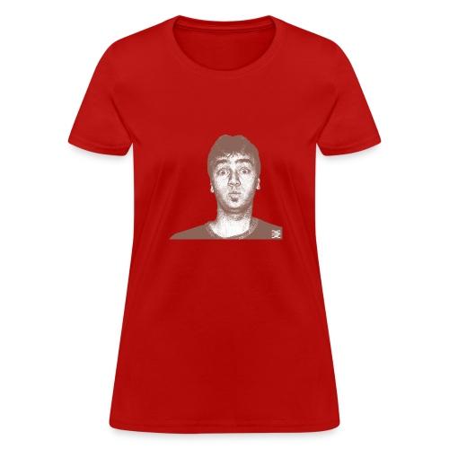 Miniwargamer Jay Face - Women's T-Shirt