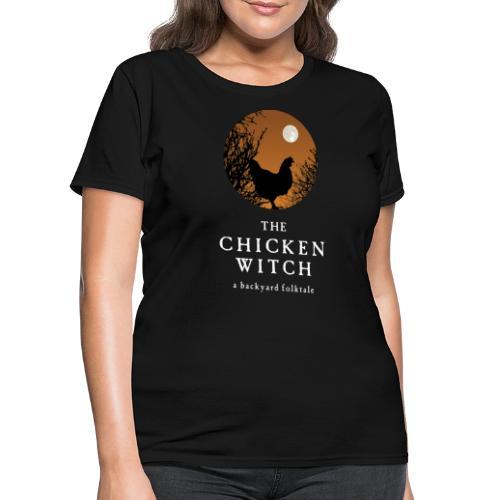 backyard folktale orange - Women's T-Shirt