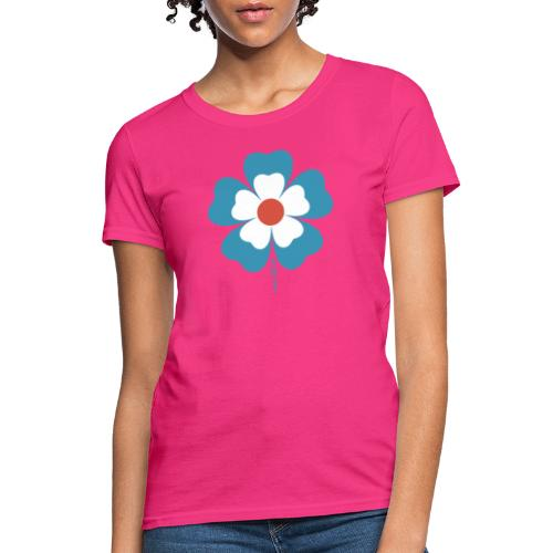 flower time - Women's T-Shirt