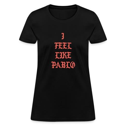 Pablo - Women's T-Shirt