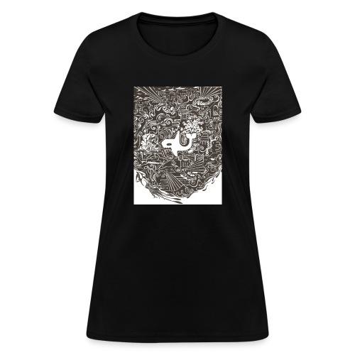 night hunt - Women's T-Shirt