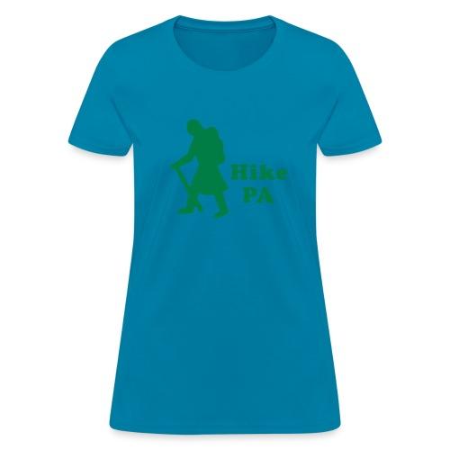 Hike PA Girl - Women's T-Shirt