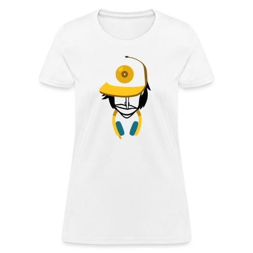 logo-dj-gold - Women's T-Shirt
