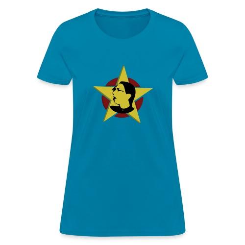 spazicon203d - Women's T-Shirt