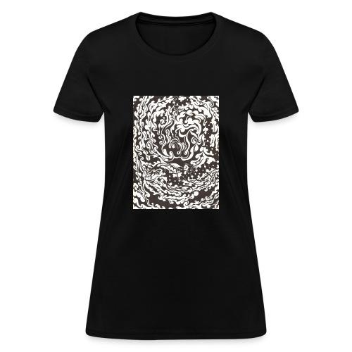 Serpent Swells - Womens Standard - Women's T-Shirt