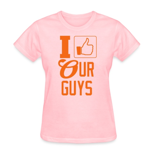 ilikeourguys22 - Women's T-Shirt