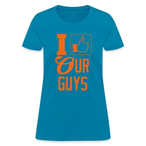 ilikeourguys22 - Women's T-Shirt
