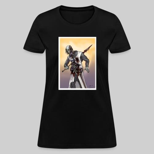 Zombie Crusader - Women's T-Shirt