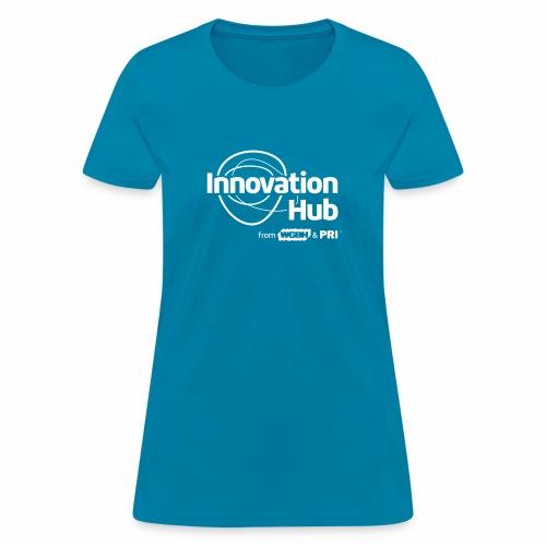 Innovation Hub white logo - Women's T-Shirt