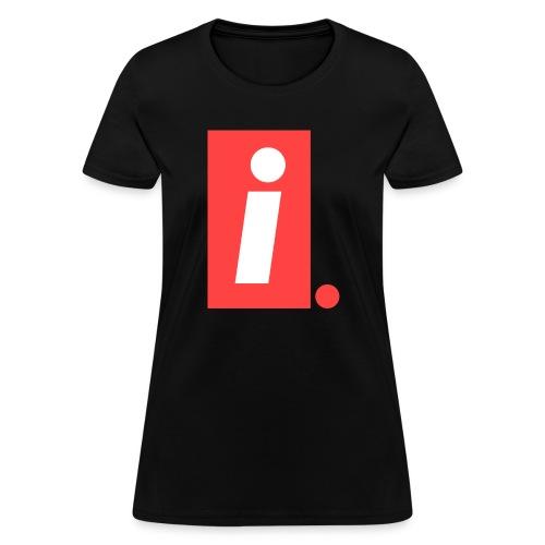 Ideal I logo - Women's T-Shirt