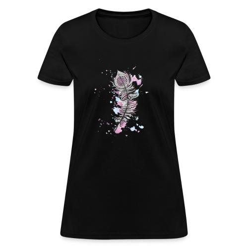feather - Women's T-Shirt
