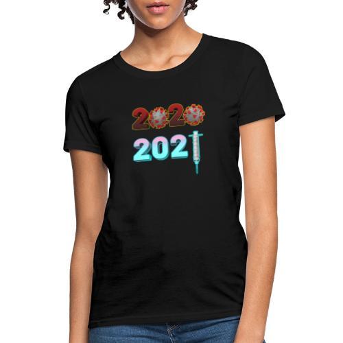 2021: A New Hope - Women's T-Shirt