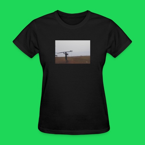 Surfer chick - Women's T-Shirt
