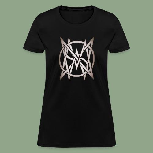 My Silent Wake - Knot Logo T-Shirt - Women's T-Shirt