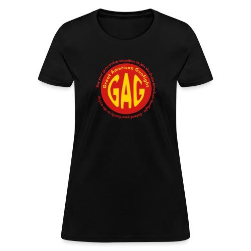 Great American Gunfight - Women's T-Shirt