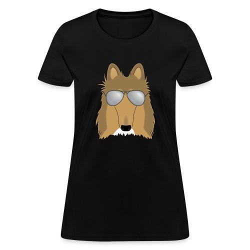 Cool Collie - Women's T-Shirt