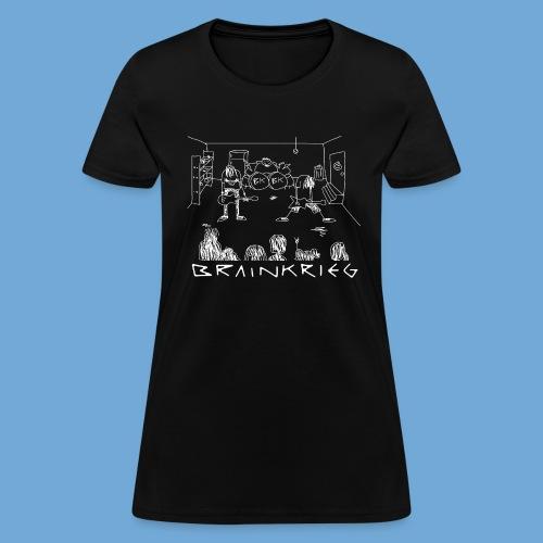 brainkrieg - Women's T-Shirt