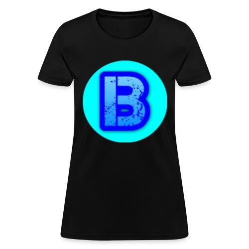 Bananza Logo - Women's T-Shirt