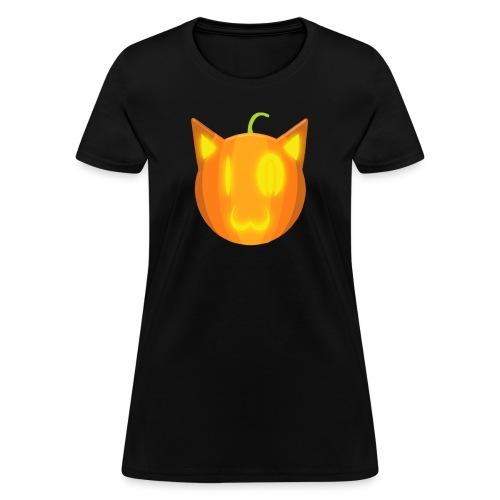 PhuCat103 Pumpkin Logo - Women's T-Shirt