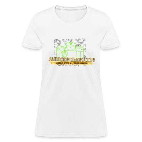 w jack Design 6 - Women's T-Shirt