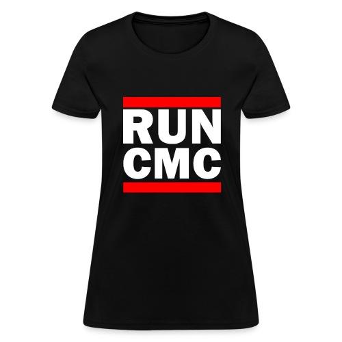 RUN CMC - Women's T-Shirt