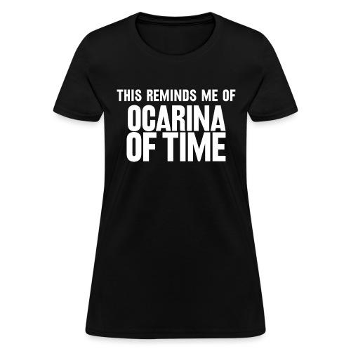 ocarina - Women's T-Shirt