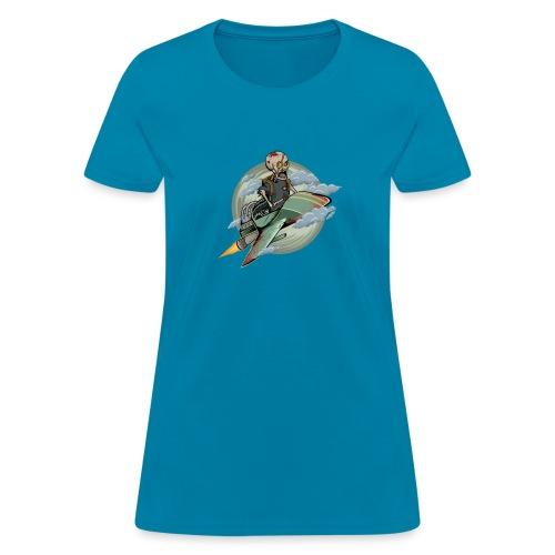 d9 - Women's T-Shirt