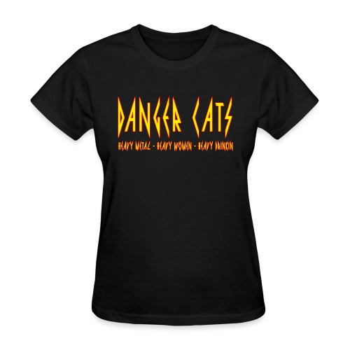 DangerCats - Women's T-Shirt