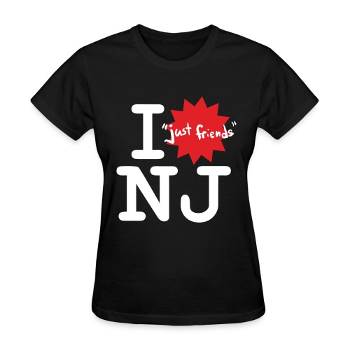 ijfnjwhite - Women's T-Shirt
