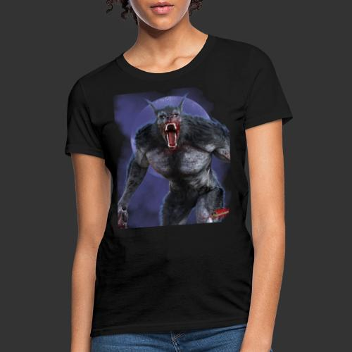 Werewolf By Moonlight 2 - Women's T-Shirt