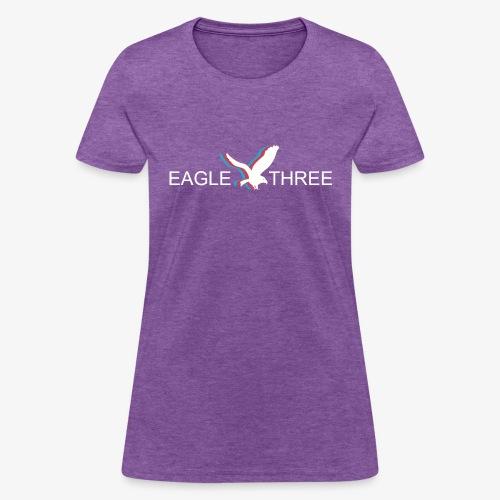 EAGLE THREE APPAREL - Women's T-Shirt