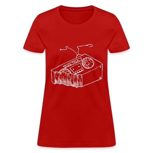 FTRLogoWhite - Women's T-Shirt