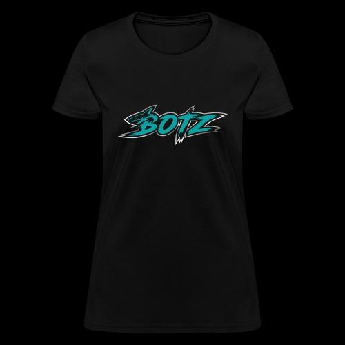 BOTZ Teal Logo - Women's T-Shirt