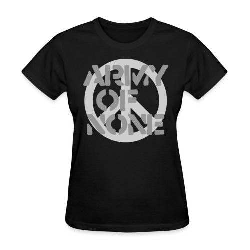 army of none - Women's T-Shirt