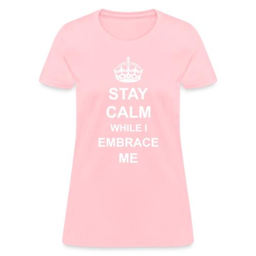 embrace - Women's T-Shirt