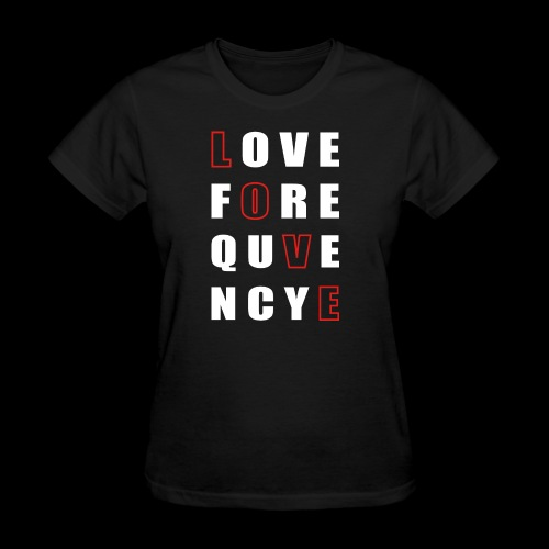 Love Frequency - Women's T-Shirt