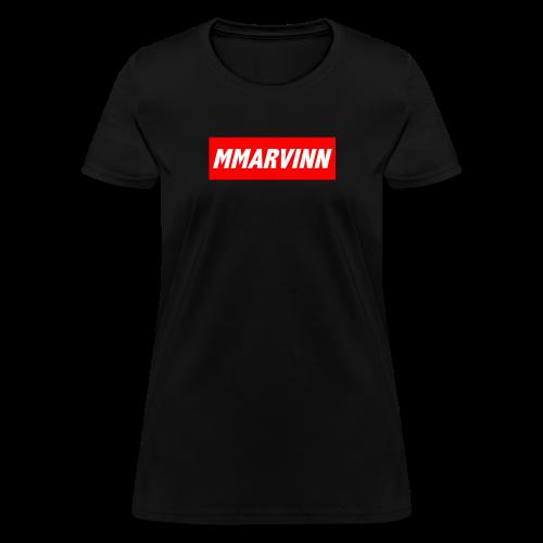 MMARVINN BOX LOGO - Women's T-Shirt