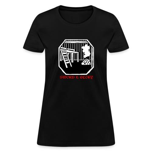 Sauna - Women's T-Shirt