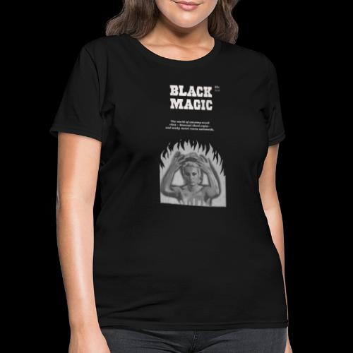 Black Magic - Women's T-Shirt