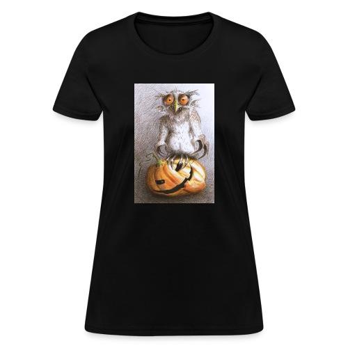 Vampire Owl - Women's T-Shirt