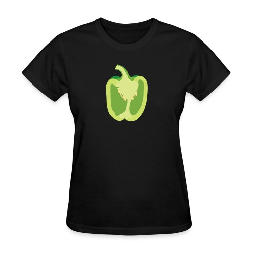 Bell pepper green - Women's T-Shirt