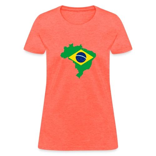 Brazil - Women's T-Shirt