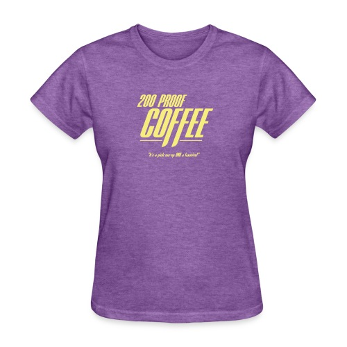200 Proof Coffee - Women's T-Shirt