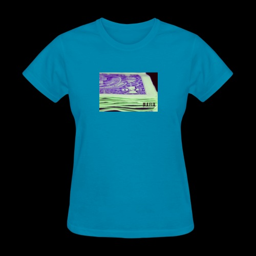 Another day another dollar MAFIA - Women's T-Shirt
