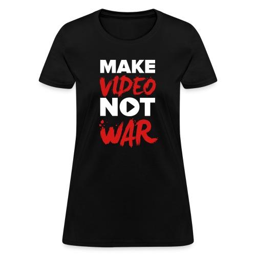 makevideo - Women's T-Shirt