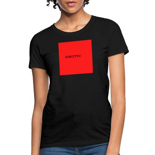 NEW YT EXOTIC WARE - Women's T-Shirt