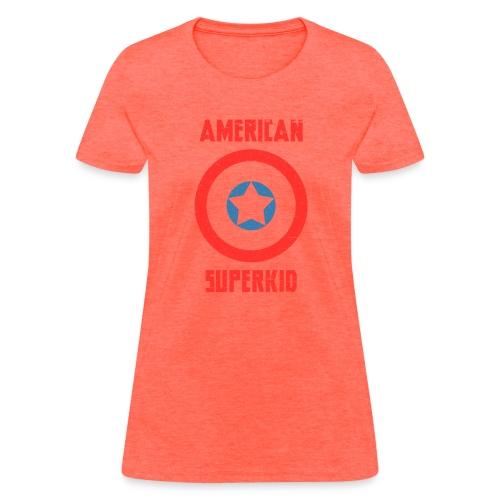 American Superkid - Women's T-Shirt