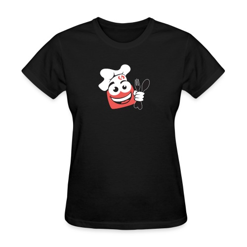 FoodTube Dude - Women's T-Shirt