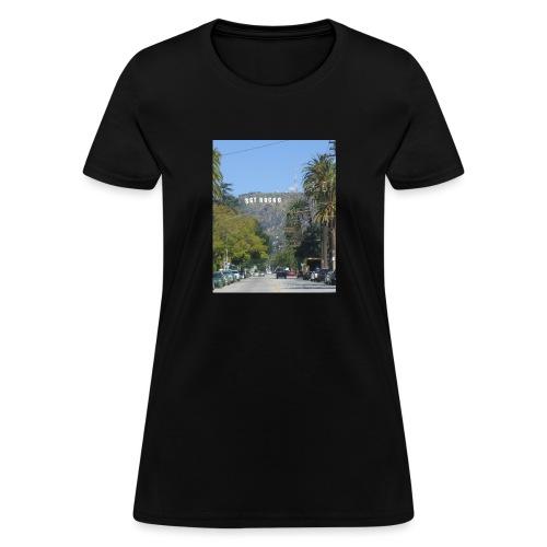 RockoWood Sign - Women's T-Shirt